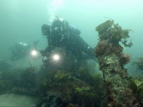 Wreck Diving: 100 year old U-Boat mystery solved – with Mark Milburn (Watch Video)