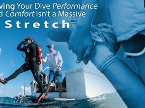Improving your dive performance and comfort isn't a massive stretch