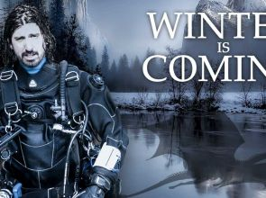 Winter is coming: Staying warm while diving in winter